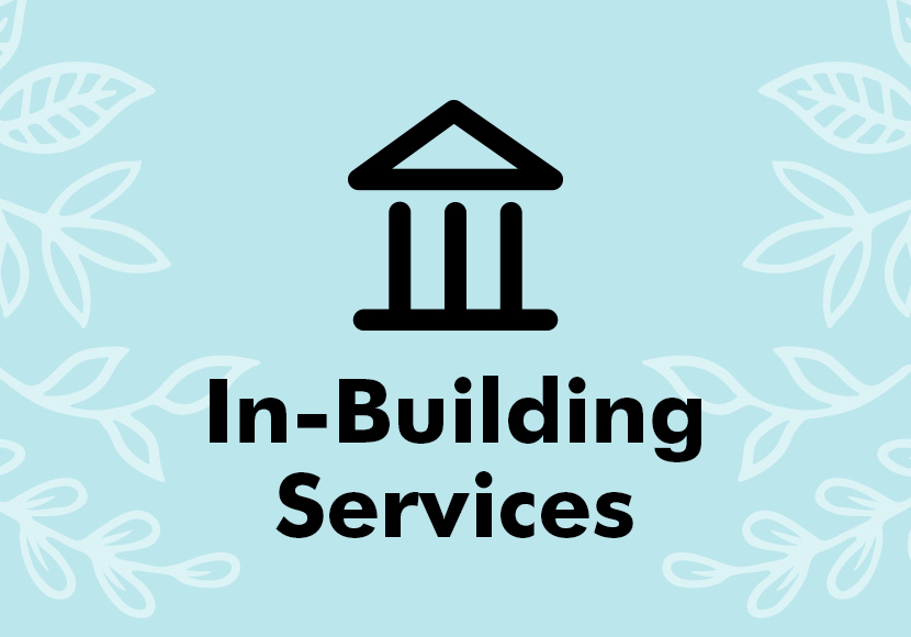 In-building services