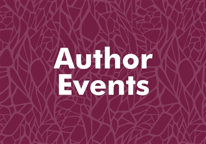 Author events graphic