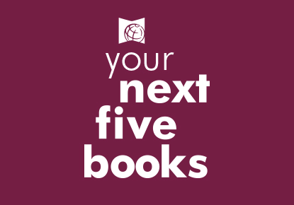 Your Next Five Books