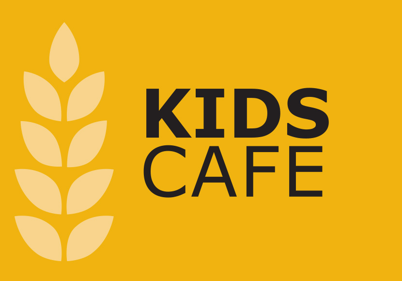 Kids Cafe graphic